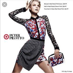 Peter Pilotto for Target shirt.